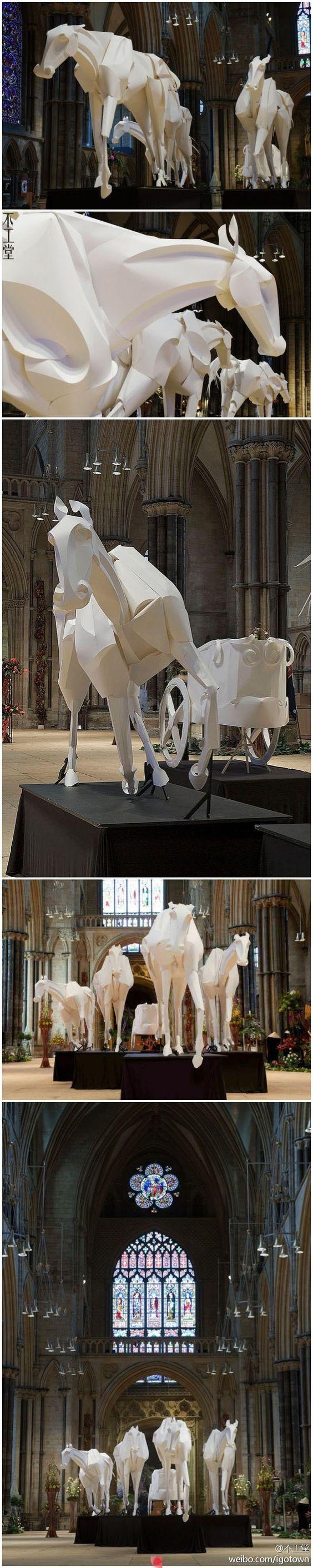 פסלים מעיסת נייר למכירה