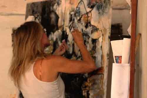 הסדנה לציור רחובות-שרון מציירת