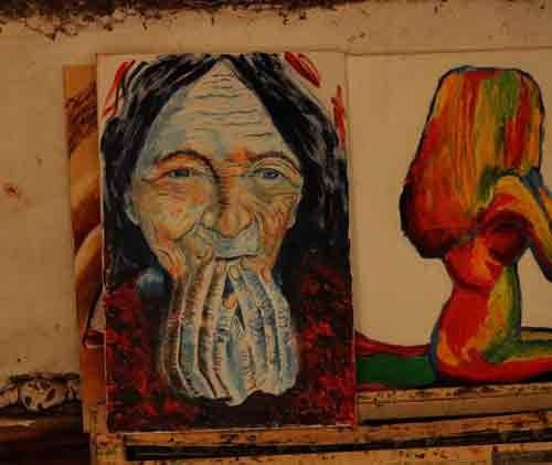 חוג ציור למבוגרים בתל אביב
