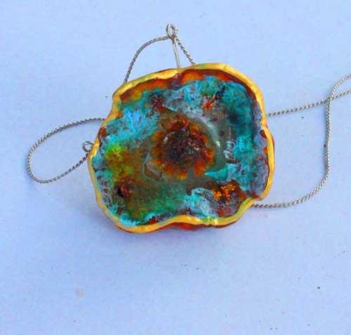 סדנת חימר, עיצוב תכשיטים