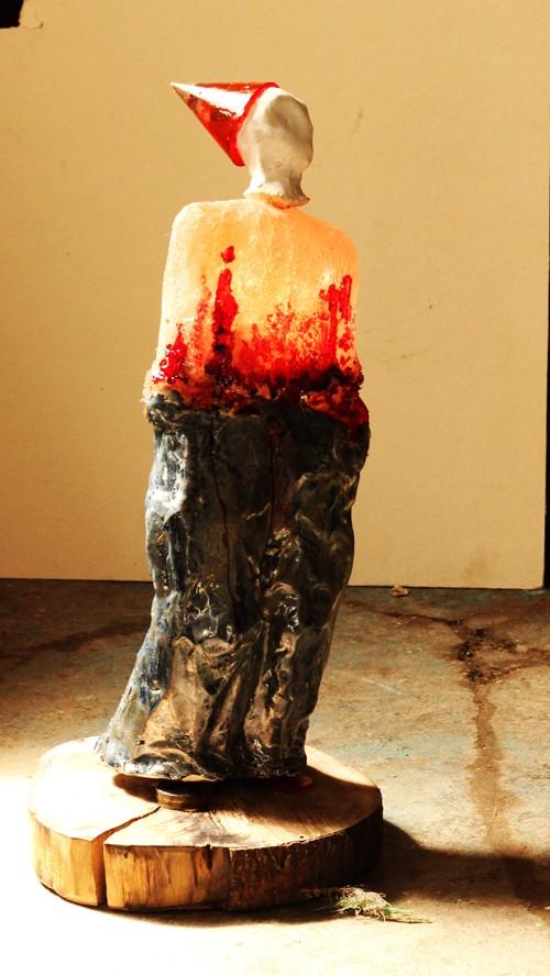 עבודות קרמיקה אומנותית בשילוב אפוקסי